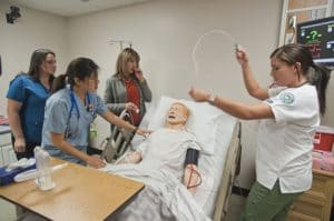 career medical assistant training