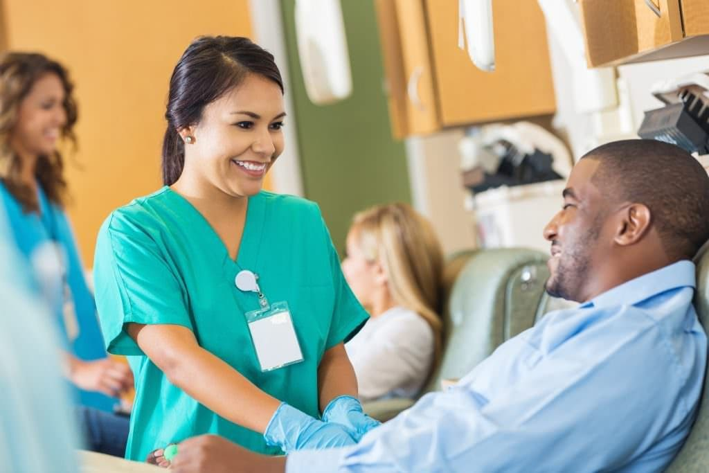Patient Care Technician Responsibilities