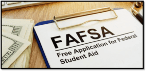 free application for federal student aid