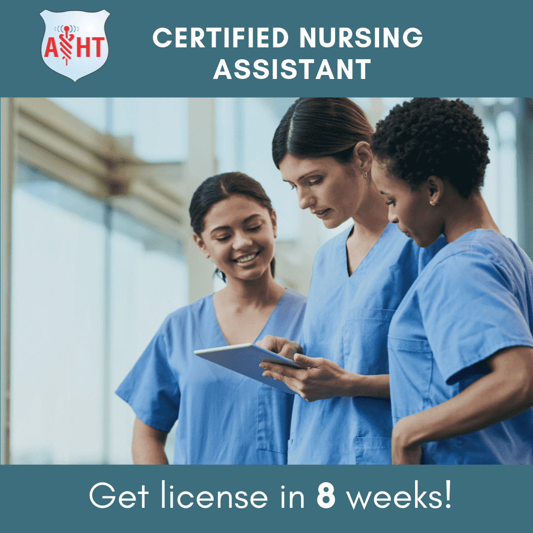 Certified Nursing Assistant Class Starts Jan 20th 2020